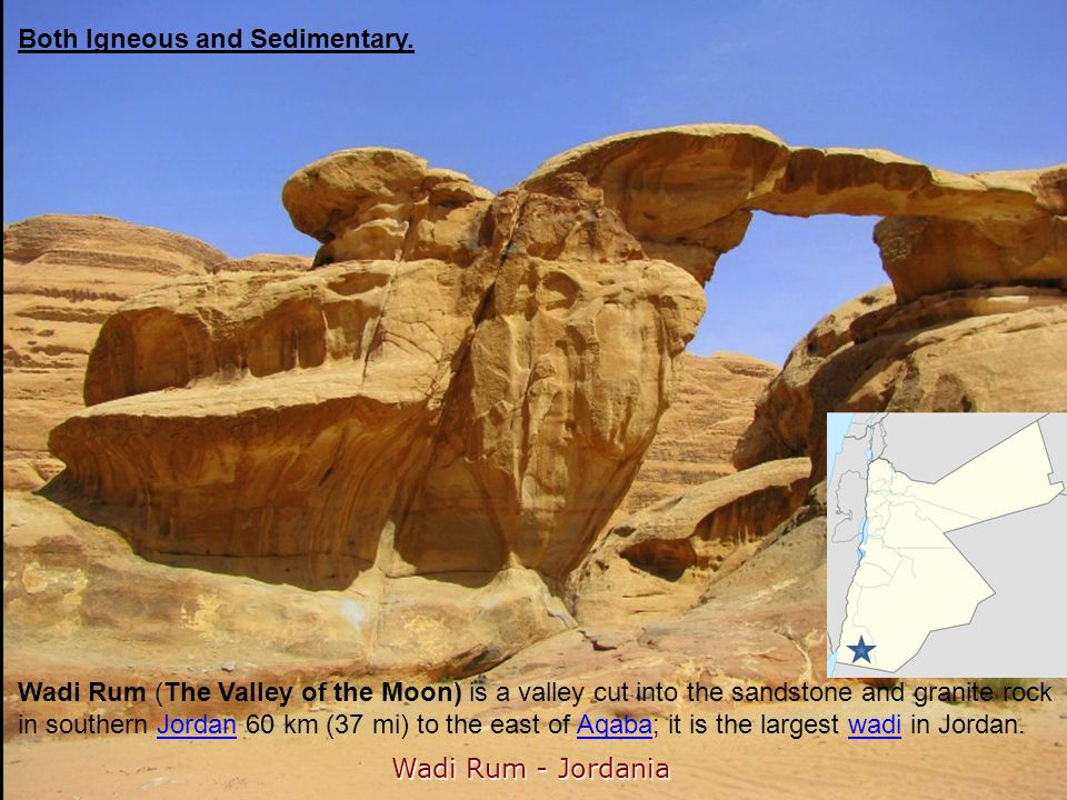 Both Igneous and Sedimentary.
