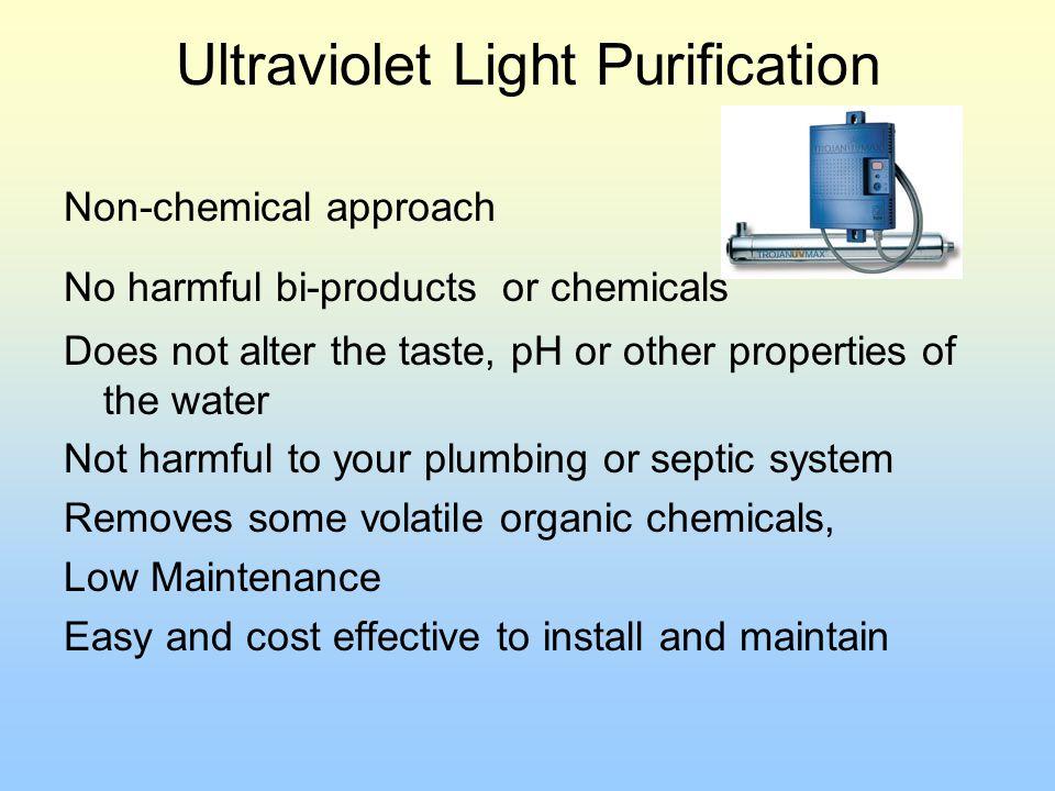 Ultraviolet Light Purification