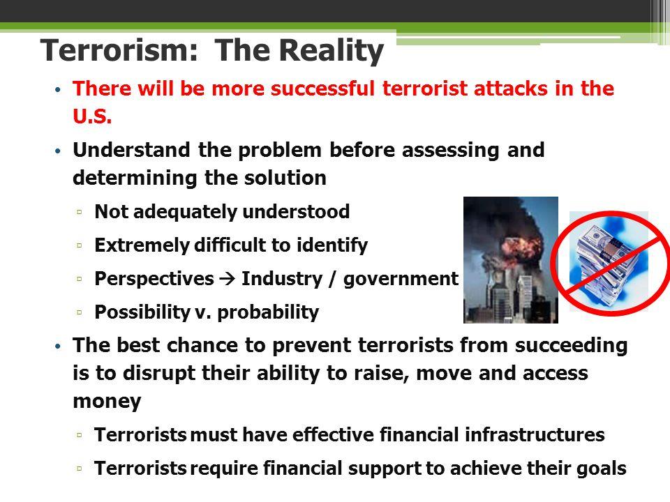 Terrorism: The Reality