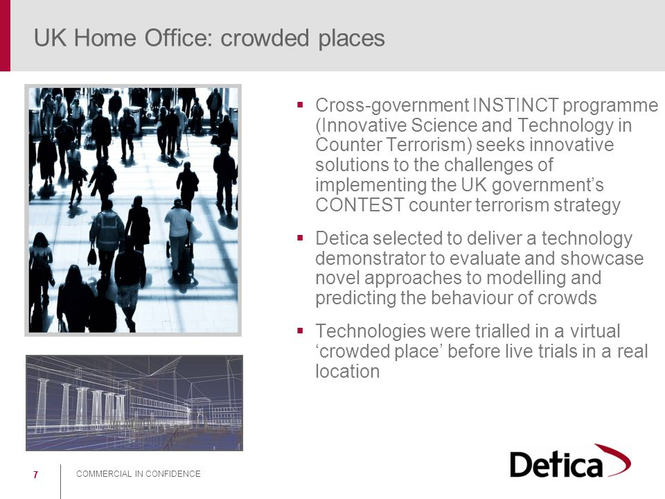 UK Home Office: crowded places