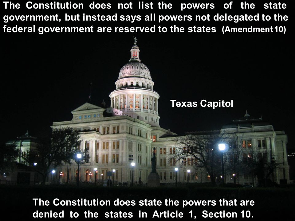 texas constitution article 1 section 11