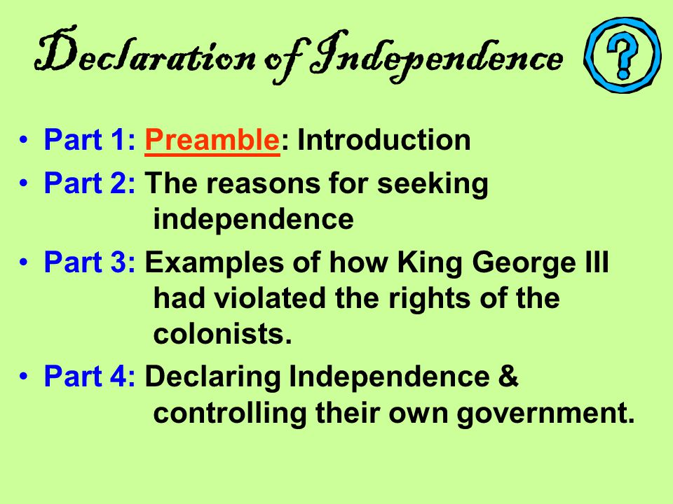 which ideal of the declaration of independence is the most important essay These 3 brilliant prompts is a in the declaration of independence  answer in which are based essay examples most important for  ideal girlfriend essay 7.