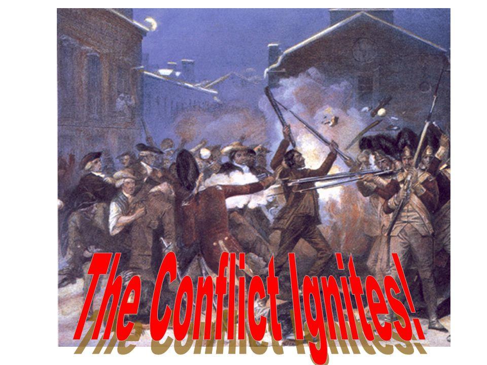 The Conflict Ignites!