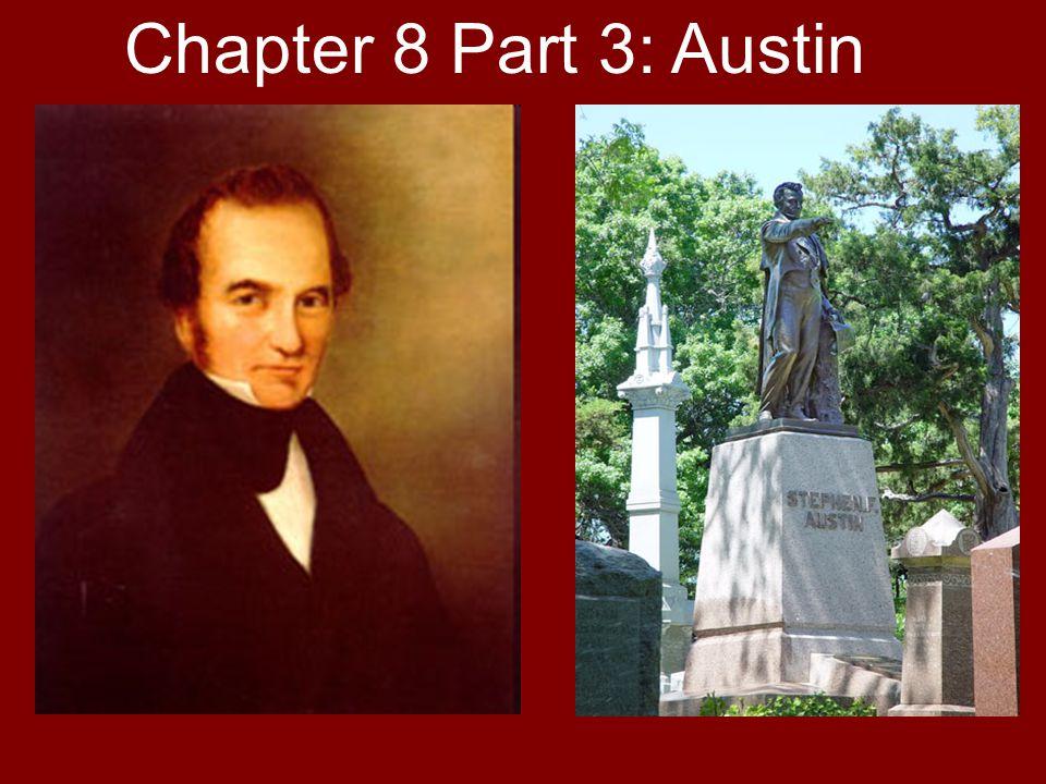 Chapter 8 Part 3: Austin