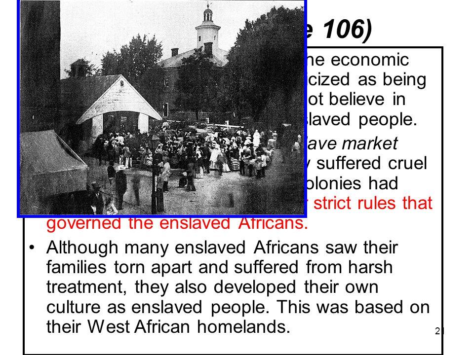 IV. Slavery (Page 106)