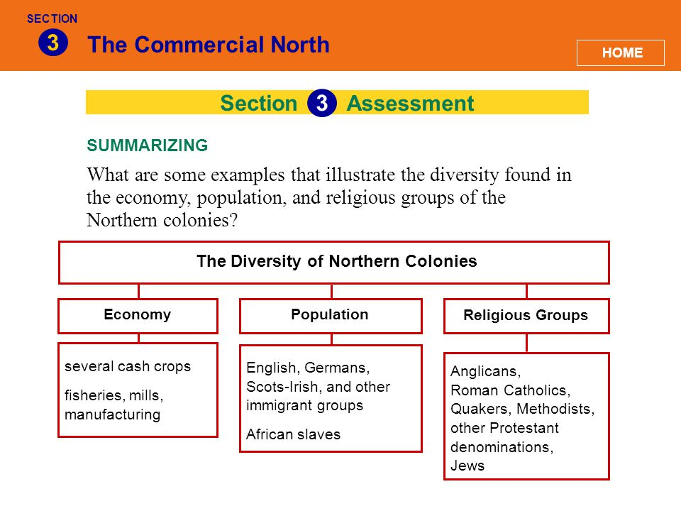 3 The Commercial North 33 Section Assessment