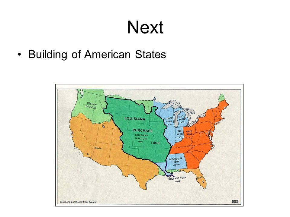 Next Building of American States