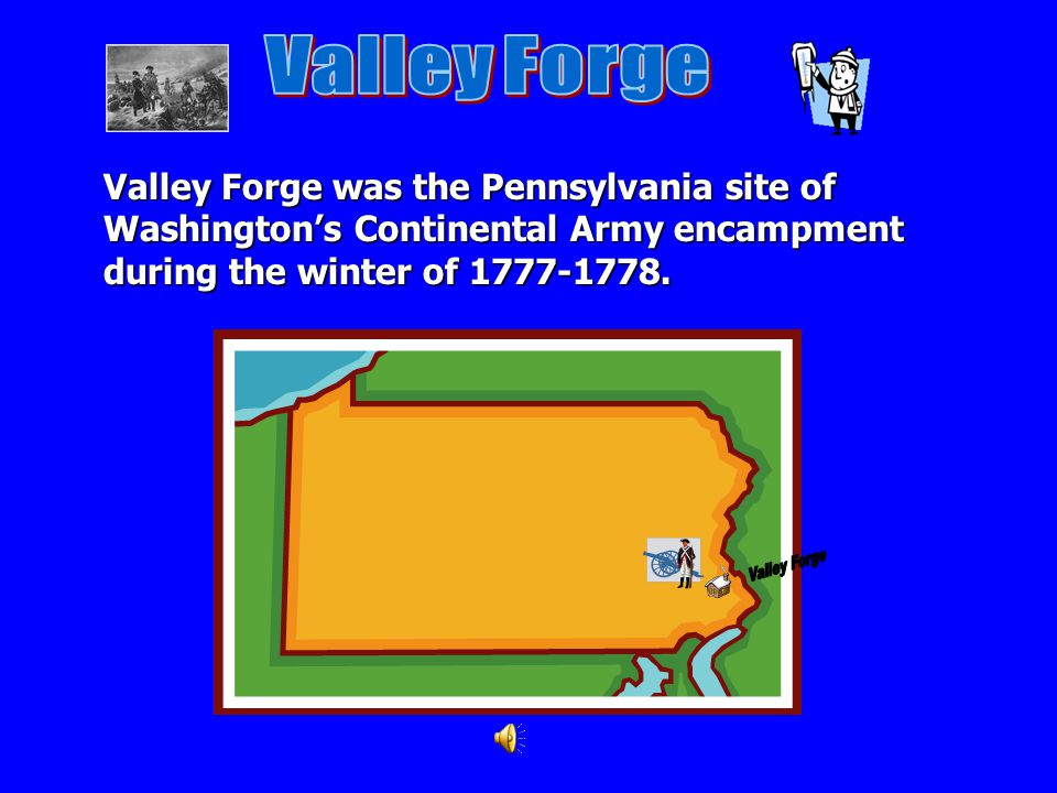 Valley Forge Valley Forge