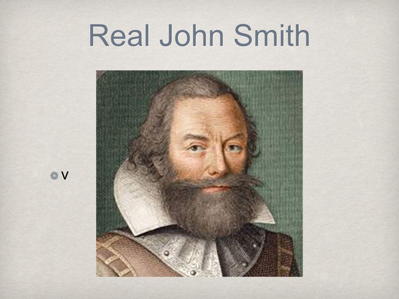 Real John Smith v