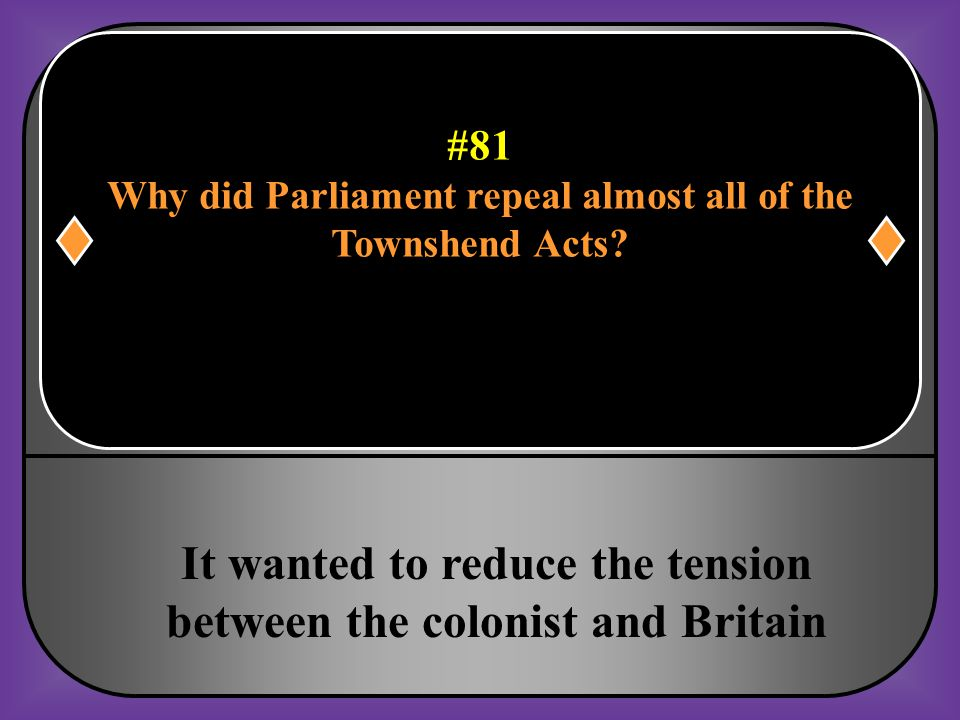 Why did Parliament repeal almost all of the