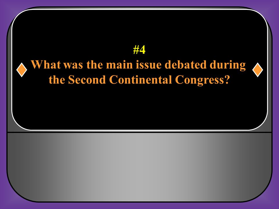 What was the main issue debated during