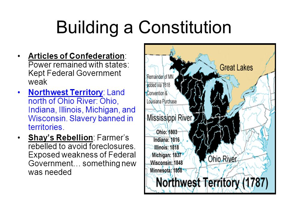 Building a Constitution