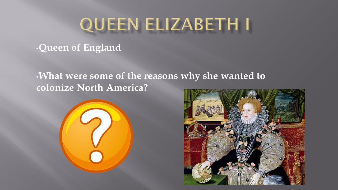 Queen Elizabeth I Queen of England