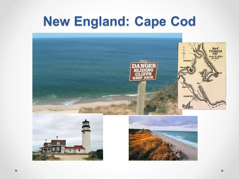 New England: Cape Cod
