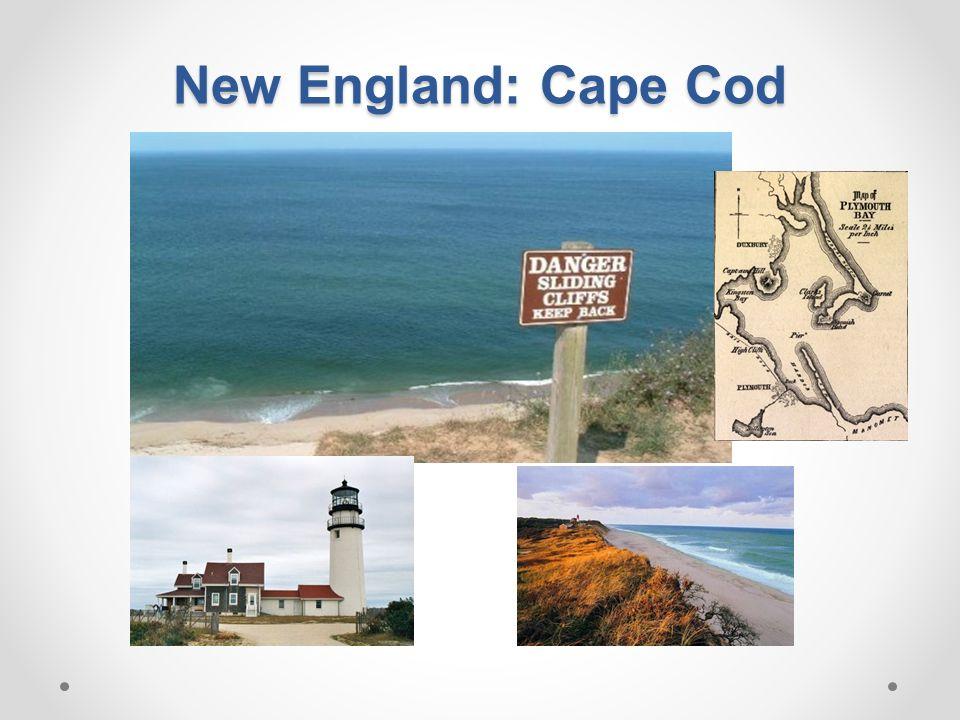 New England: Cape Cod