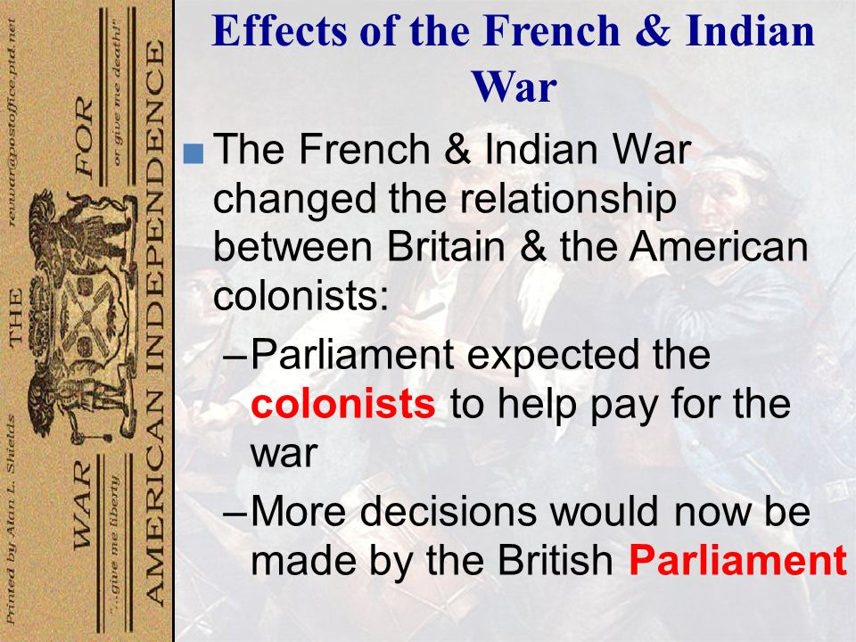 the french and indian war 2 essay The french and indian war essay the french and indian war was a war between the french and the english - the french and indian war essay introduction it helped create the first attempt at unifying the english colonies in north america.