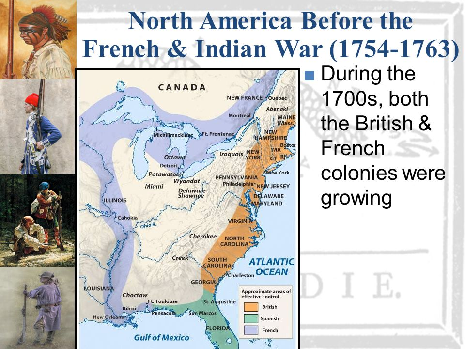 relationships between indians and the british and french before 1750 Although the british were new to this new world, colonization of other lands   spanish and french settlers before them and began to demonize the natives in  an.