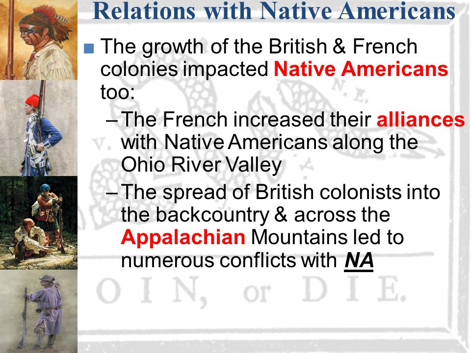 compare and contrast treatment native americans britain In the earliest days of new world settlement, relations between the natives and the newcomers were friendly native american culture valued trade as a means of binding two tribes and increasing general cooperation, so the tribes provided food, clothing, and shelter for the dependent settlers in exchange for metal tools like knives and hatchets.