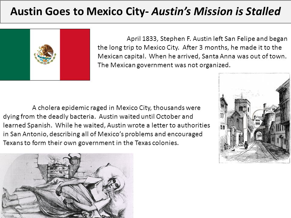 Austin Goes to Mexico City- Austin's Mission is Stalled