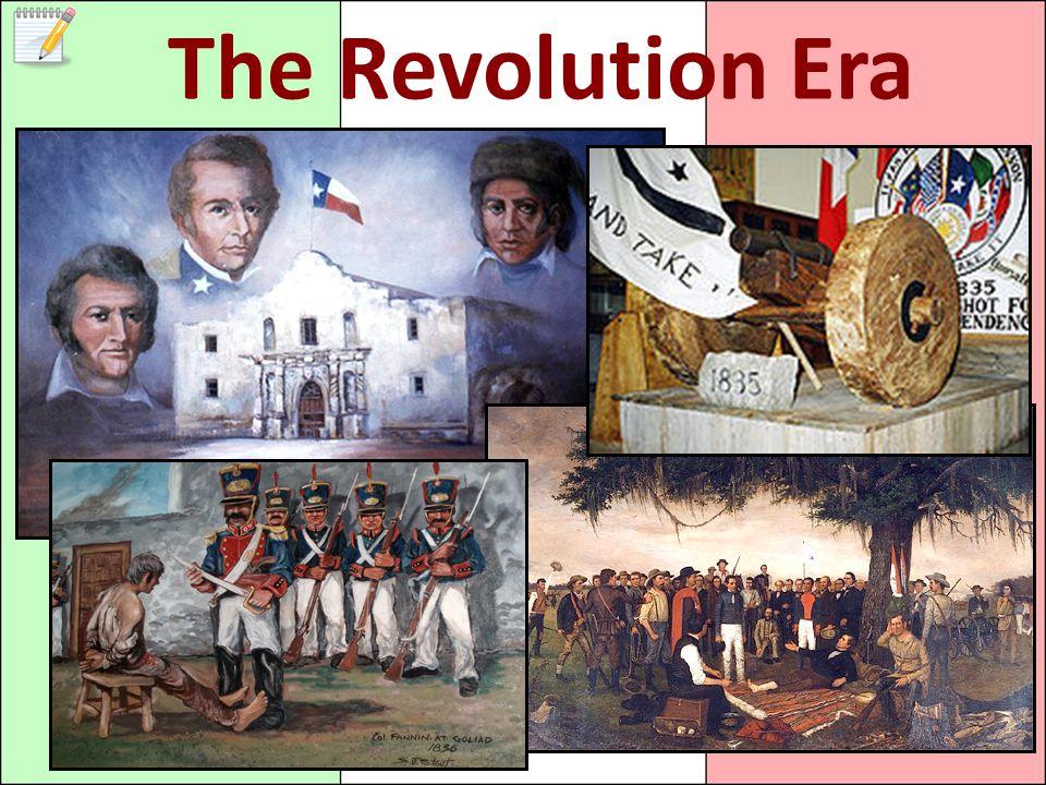 The Revolution Era