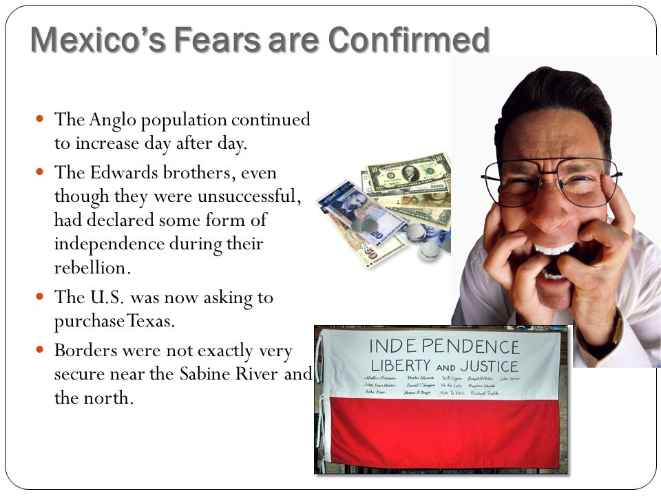 Mexico's Fears are Confirmed