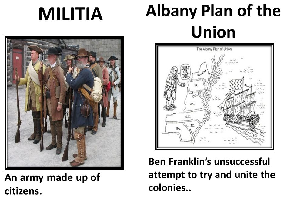 Albany Plan of the Union