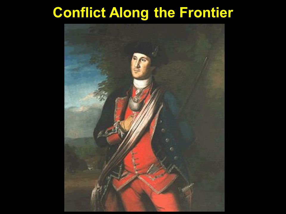 Conflict Along the Frontier