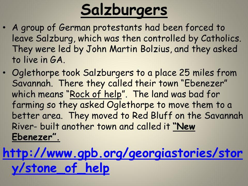 Salzburgers http://www.gpb.org/georgiastories/story/stone_of_help