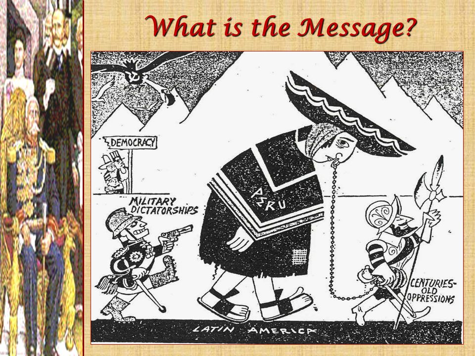 What is the Message