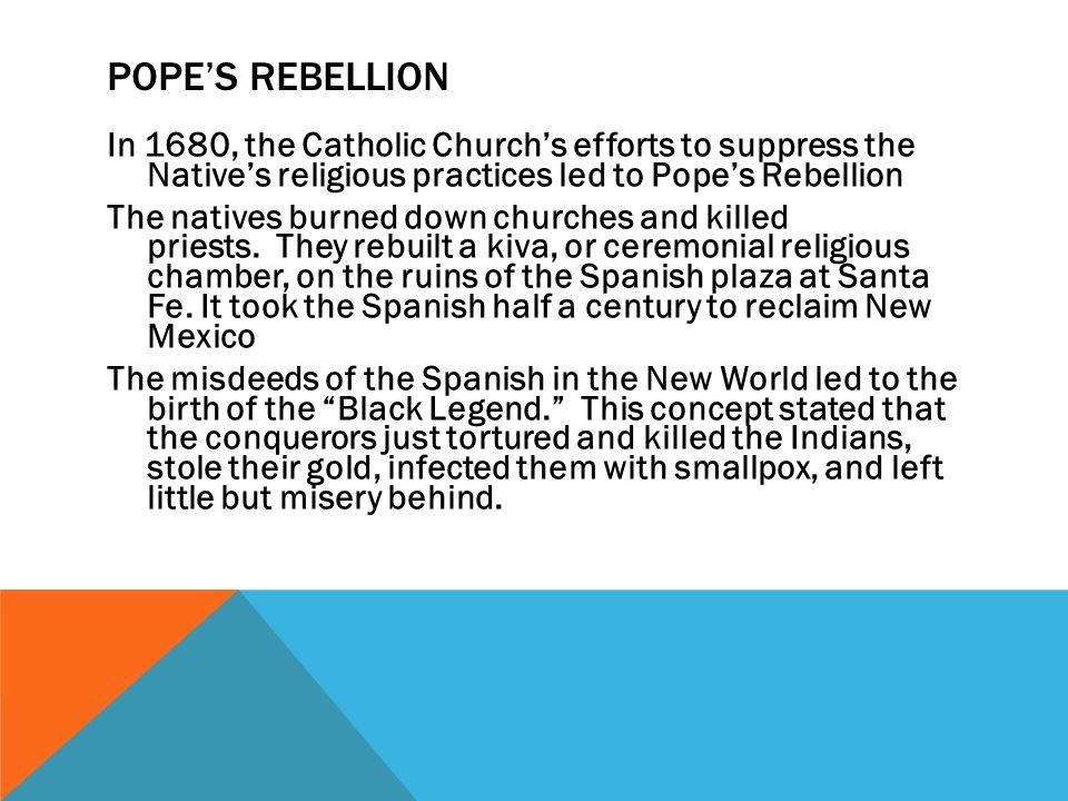 Pope's Rebellion