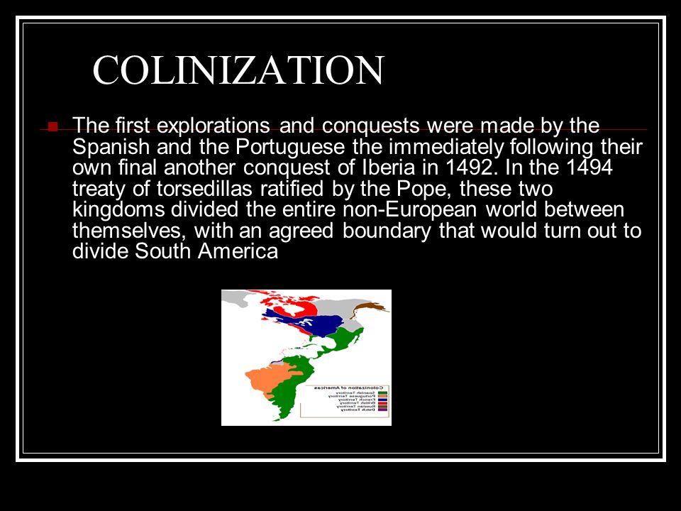 COLINIZATION