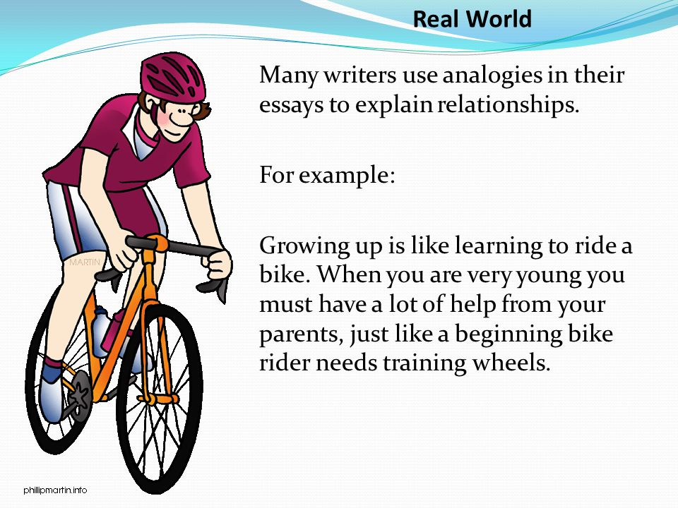 automobile and cycling essay