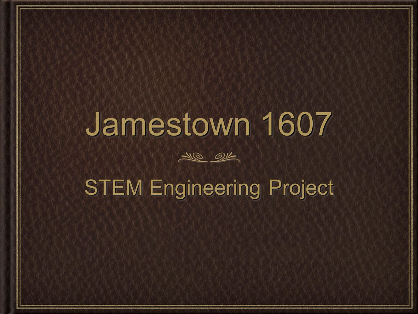 STEM Engineering Project