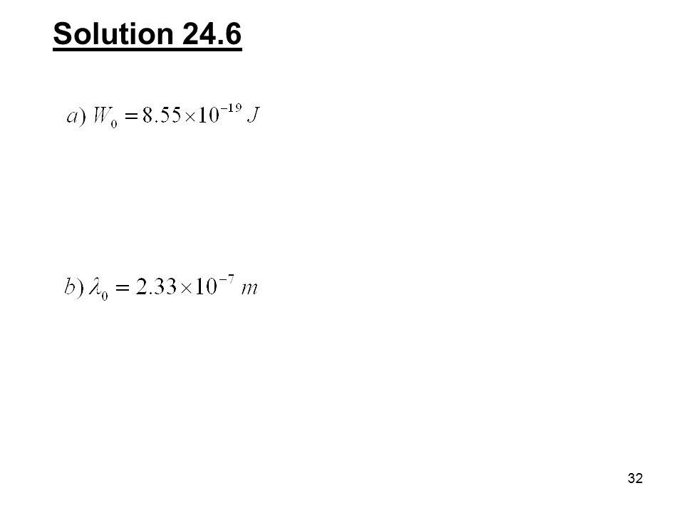 Solution 24.6