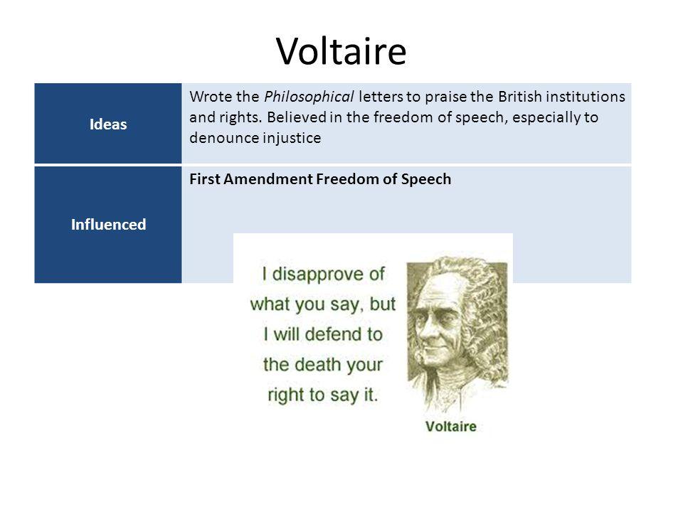 Voltaire Ideas.