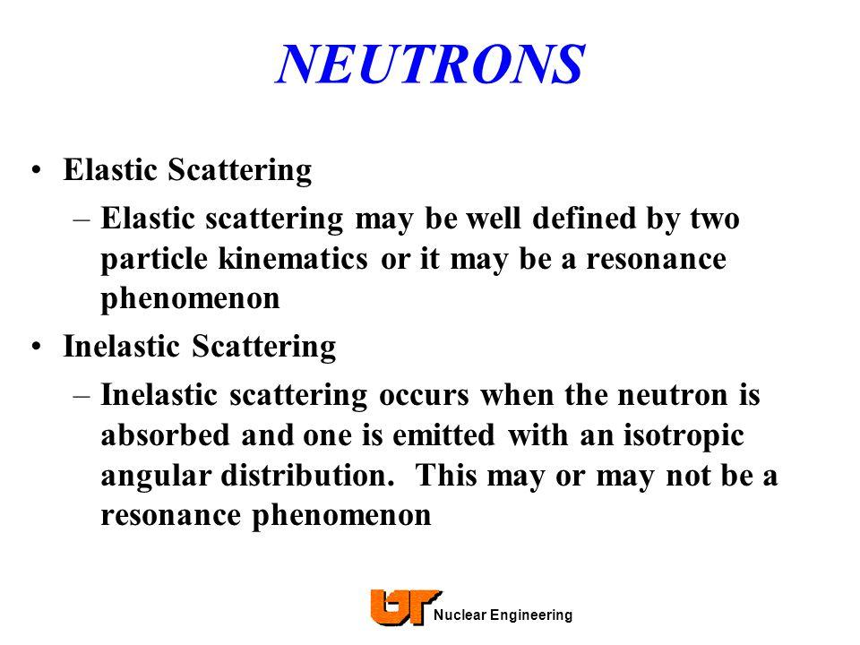 NEUTRONS Elastic Scattering