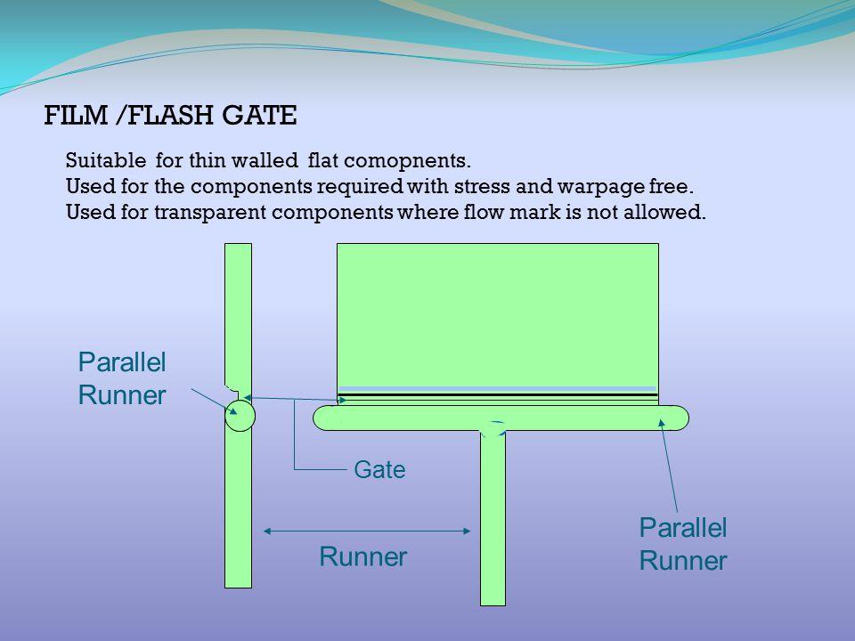 FILM /FLASH GATE Parallel Runner Parallel Runner Runner Gate