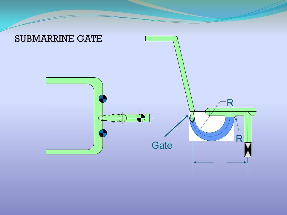 SUBMARRINE GATE R R Gate
