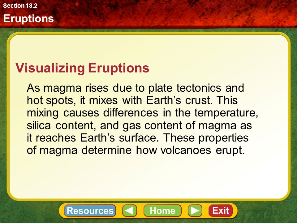 Visualizing Eruptions