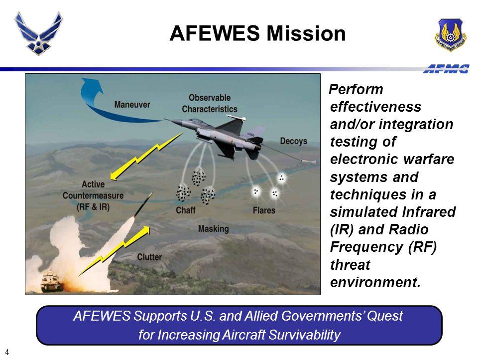 AFEWES Mission
