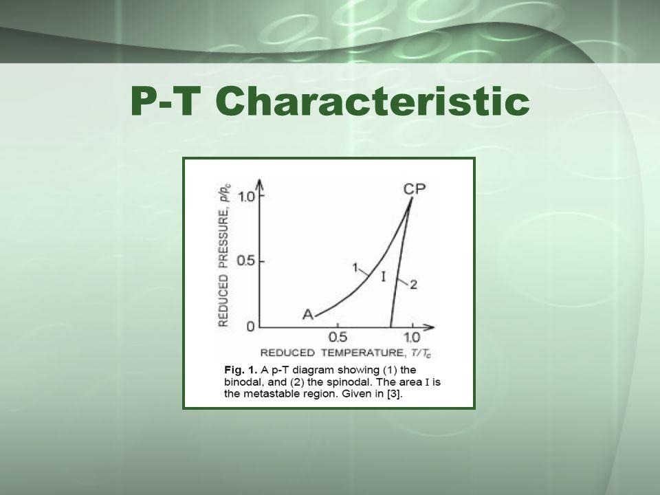 P-T Characteristic