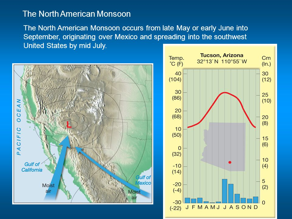 The North American Monsoon