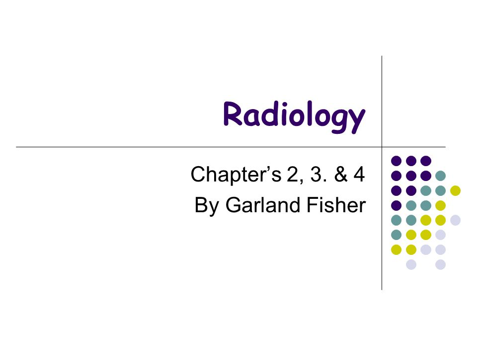 Chapter's 2, 3. & 4 By Garland Fisher