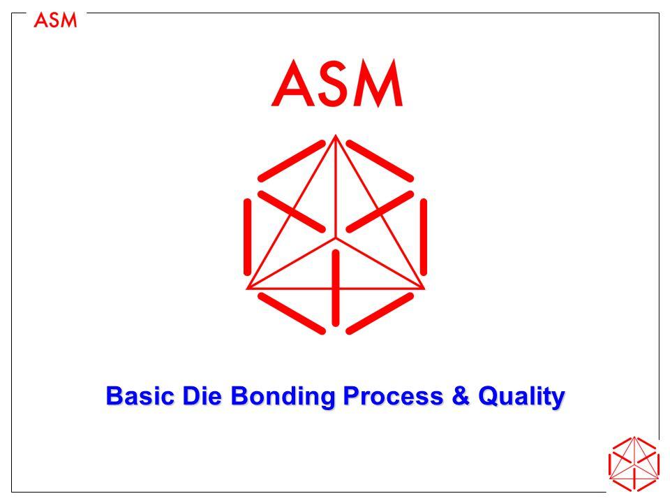 Basic Die Bonding Process & Quality