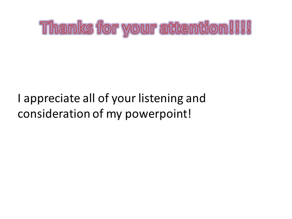 Thanks for your attention!!!!