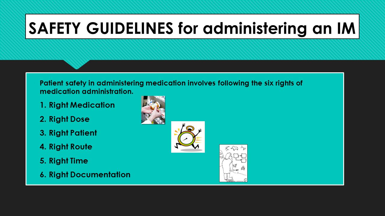 Medication Administration Safety.
