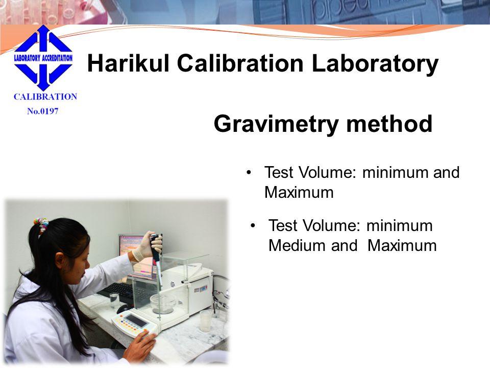 Harikul Calibration Laboratory