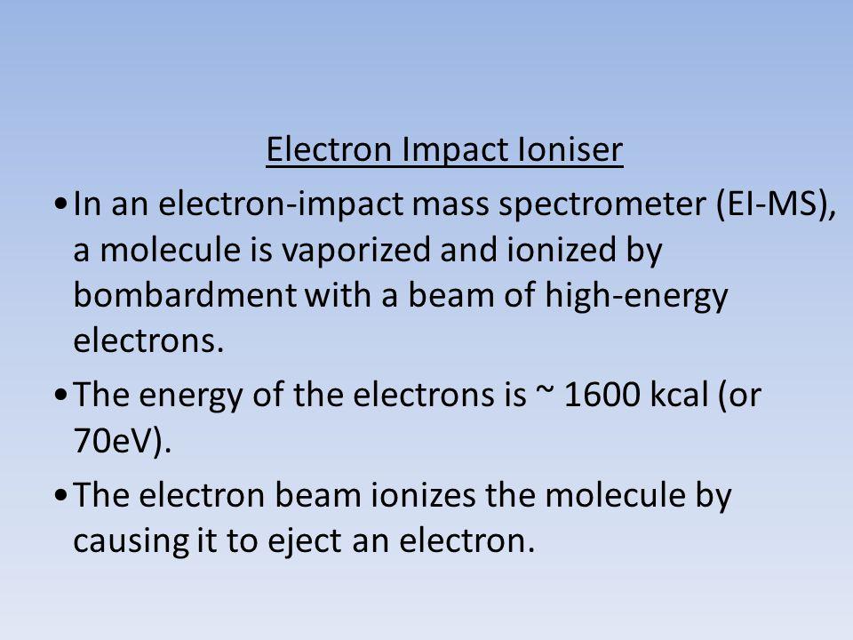 Electron Impact Ioniser