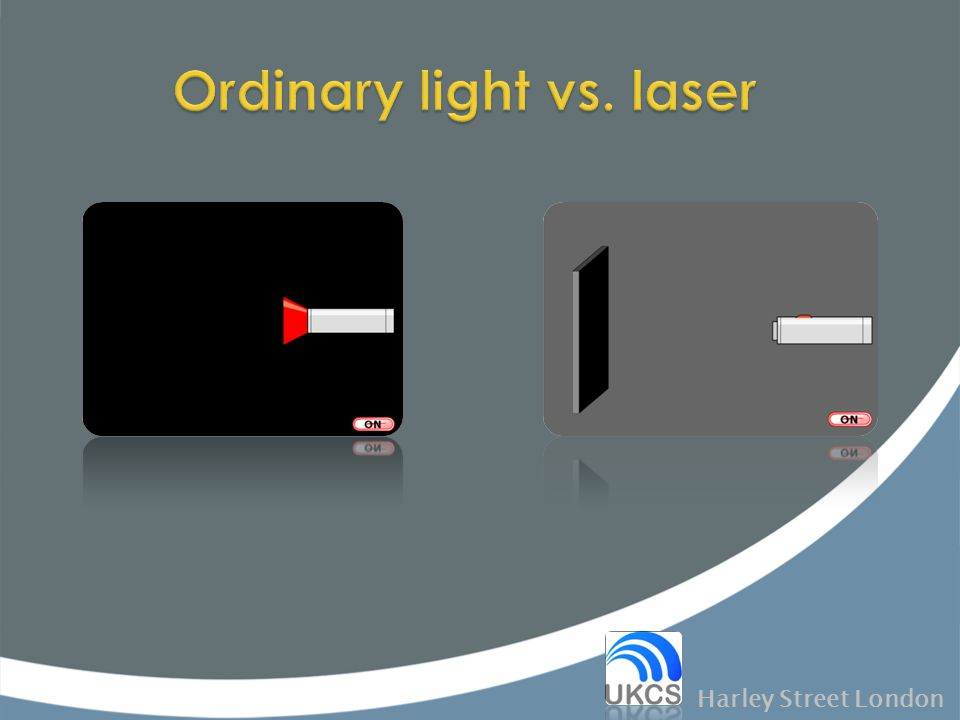 a comparison between the ordinary light and light from lasers Are lasers superior to lights in the photoepilation of fitzpatrick v and vi skin types – a comparison between nd:yag laser and intense pulsed light.