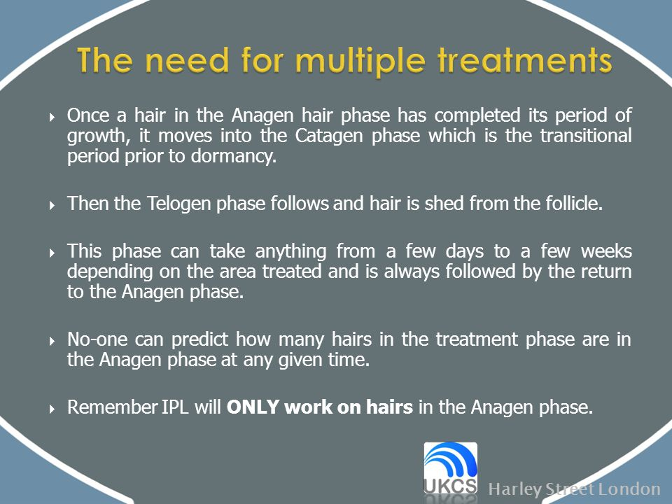 The need for multiple treatments